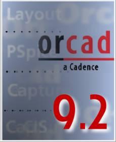 OrCAD 9.2 en+rus stable version