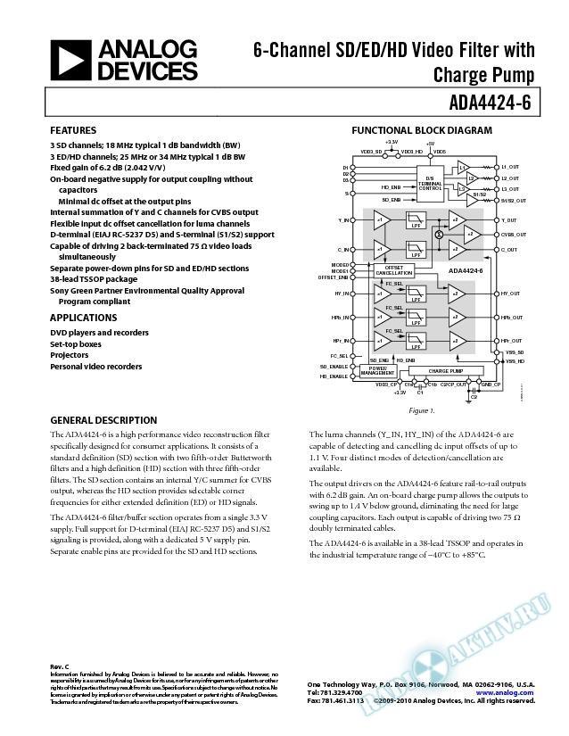 ADA4424-6