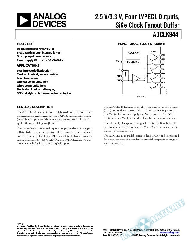 ADCLK944