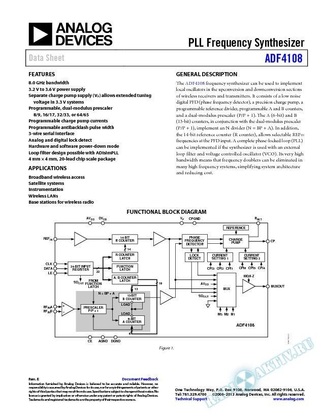 ADF4108