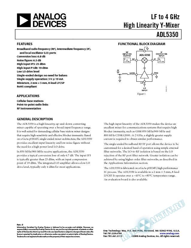 ADL5350