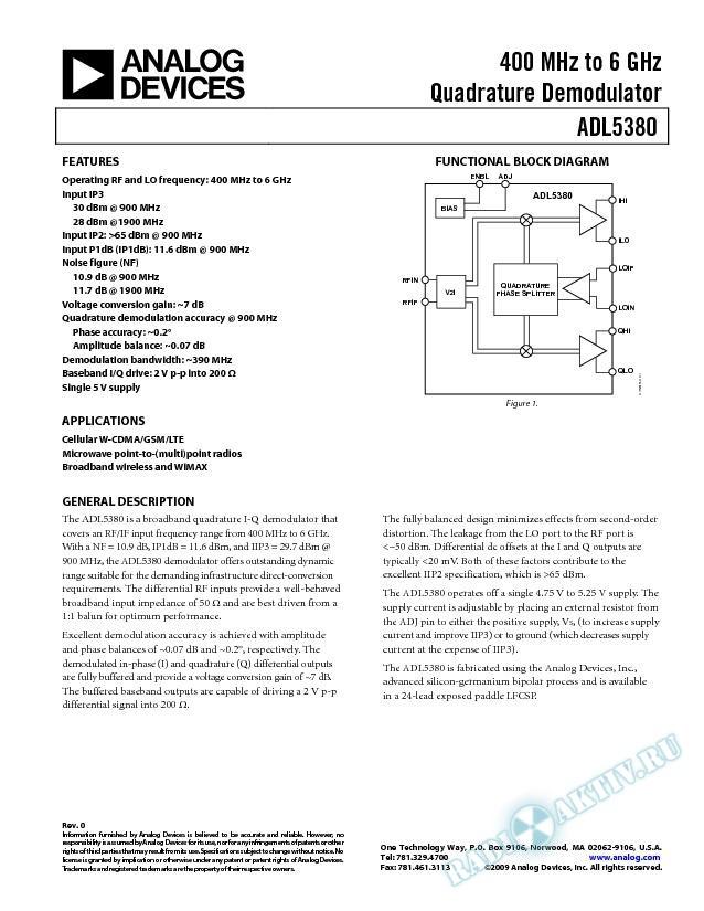 ADL5380