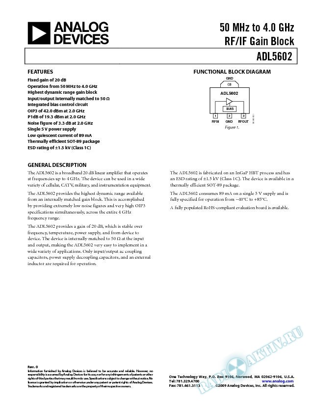 ADL5602