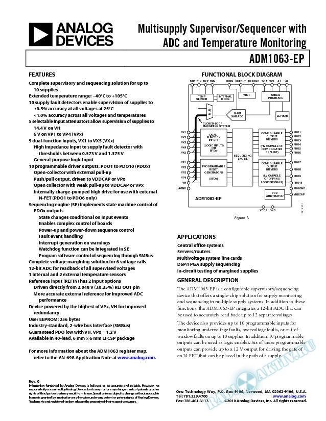 ADM1063-EP