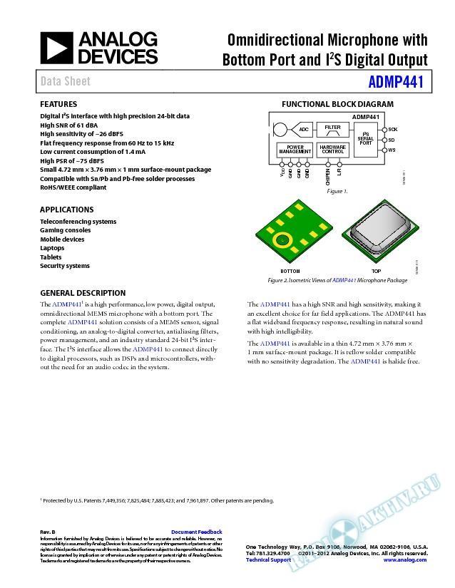 ADMP441