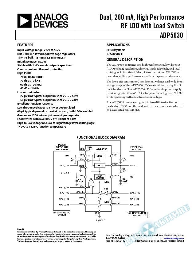 ADP5030