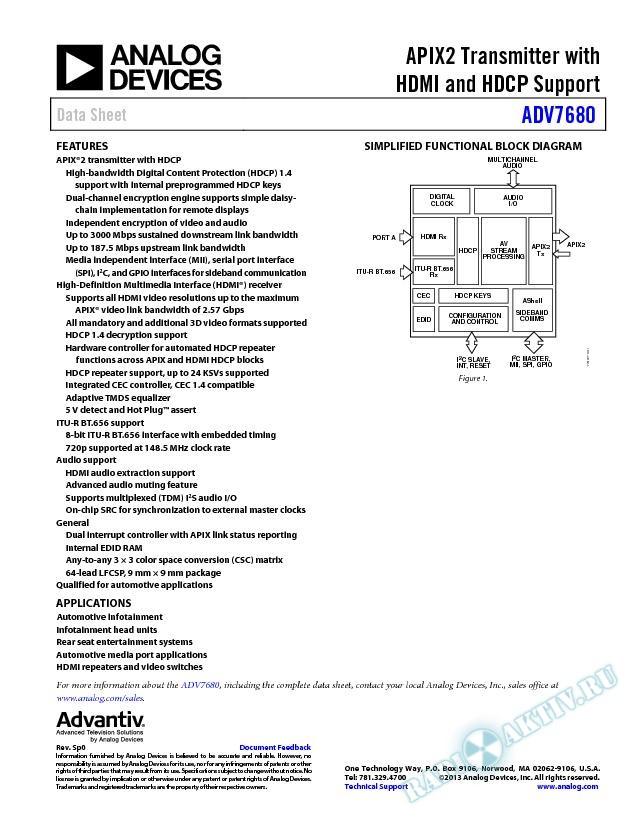 ADV7680