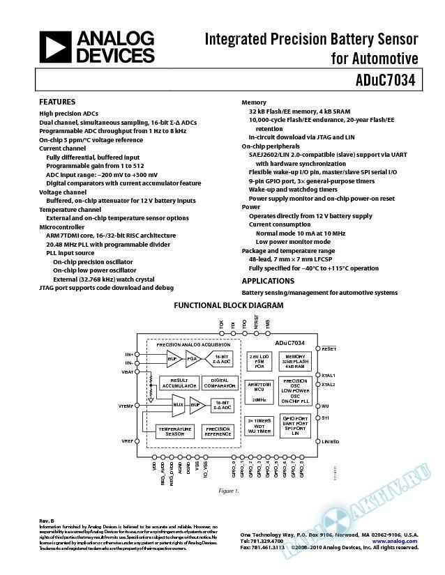 ADuC7034