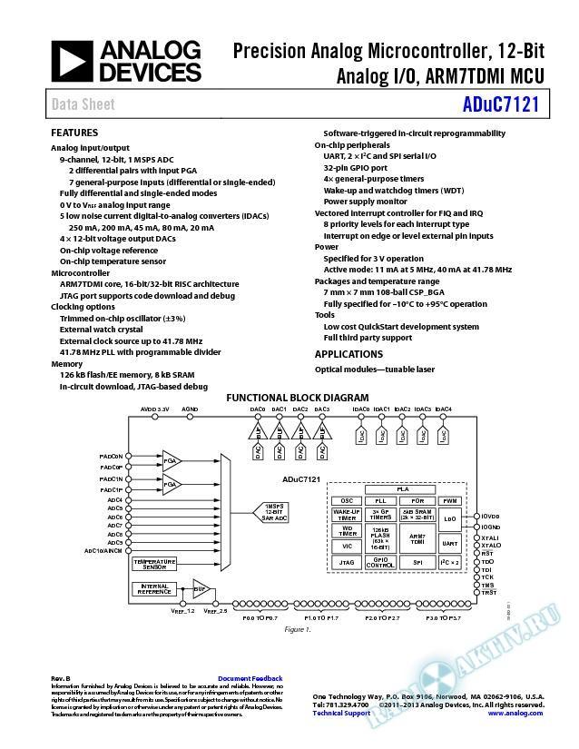 ADuC7121
