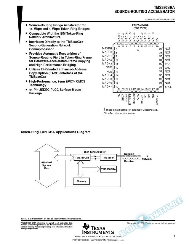 Source-Routing Accelerator
