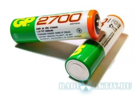 Автоматическое зарядное устройство ni-cd  и ni-mh аккумуляторов