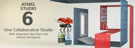 Atmel Studio 6.0 SP2
