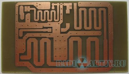 Усилитель 6Вт на 2SC1971 (87,5-108МГц)