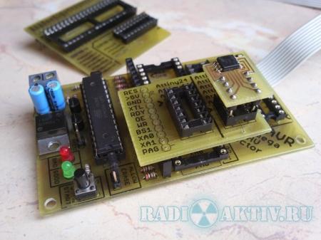 AtMega fusebit doctor - восстанавливаем фьюзы микроконтроллеров