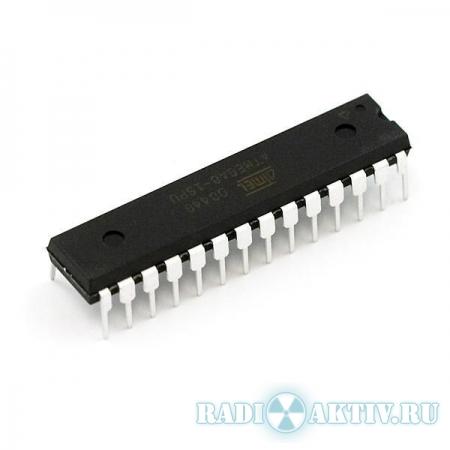 Изучаем микроконтроллеры AVR. Описание выводов