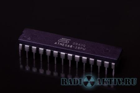 Изучаем микроконтроллеры AVR. Первая программа
