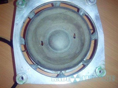 Новая жизнь колонок Амфитон 35АС-018. Этап 1 - ремонт динамиков