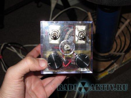 Транзисторная Катушка Тесла