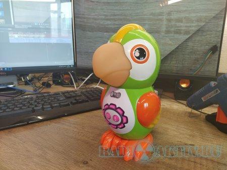 Файл прошивки интерактивного попугая Play Smart 7496