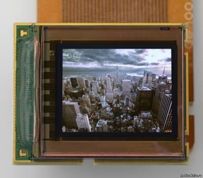 MicroOLED представила OLED-микродисплей с наивысшей плотностью пикселей