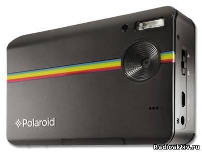 Цифровая камера от Polaroid мгновенно печатает снимки
