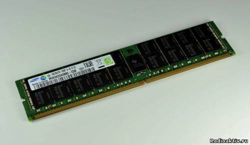 Память DDR4 и снова Samsung
