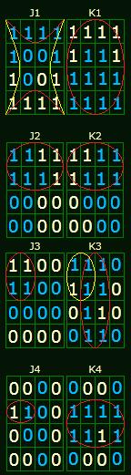 Синтез двоичных суммирующих счётчиков на триггерах