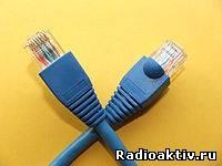 Распиновка Ethernet 10/100 (RJ-45)