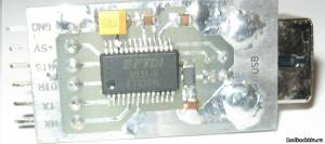 USB-COM адаптер