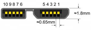 Распиновка USB 3.0
