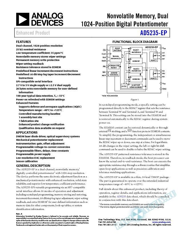 AD5235-EP