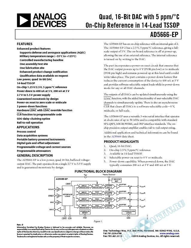 AD5666-EP