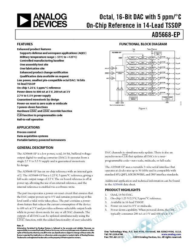 AD5668-EP