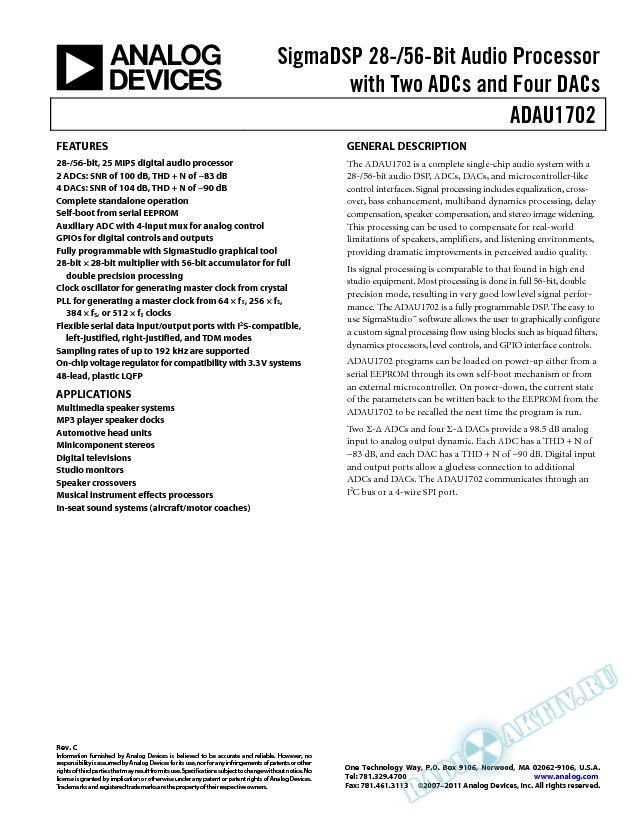 ADAU1702