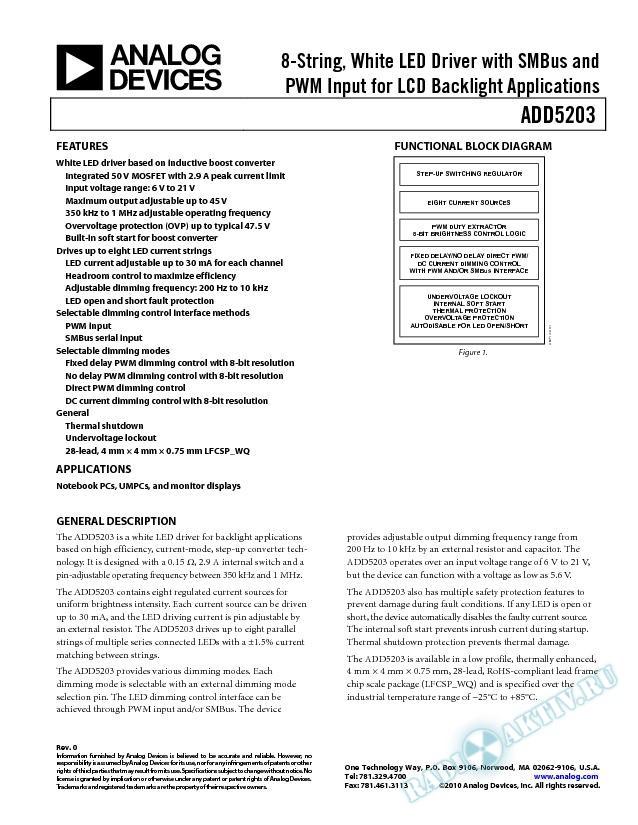 ADD5203