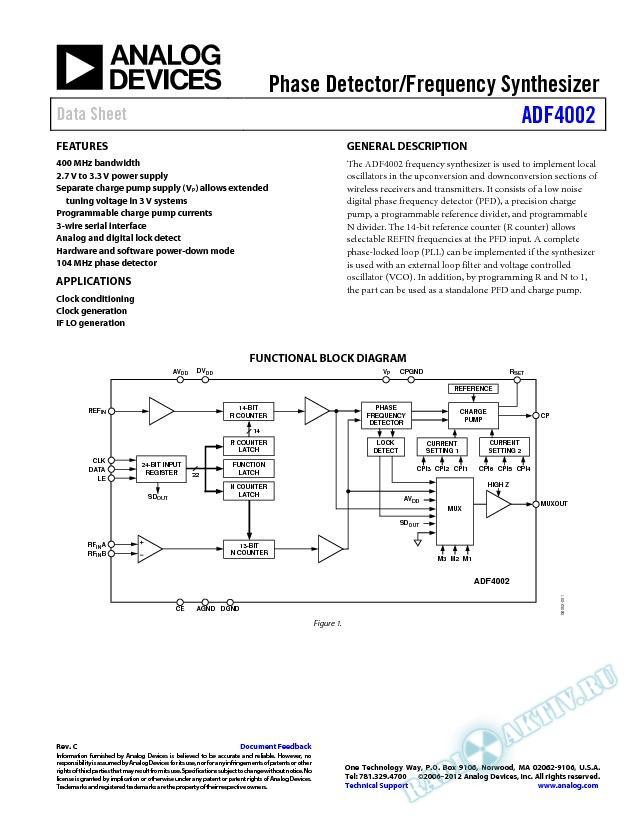 ADF4002