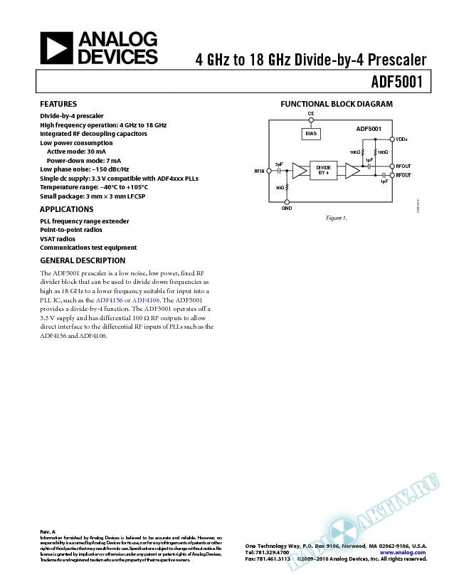 ADF5001
