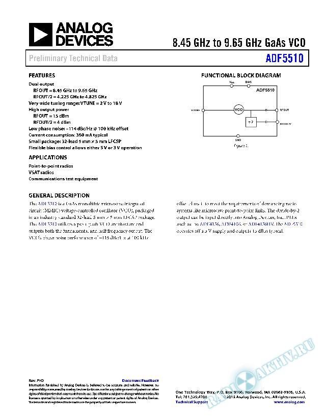 ADF5510