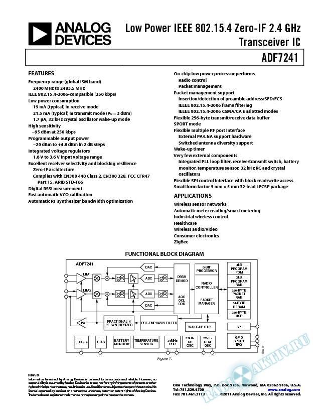 ADF7241