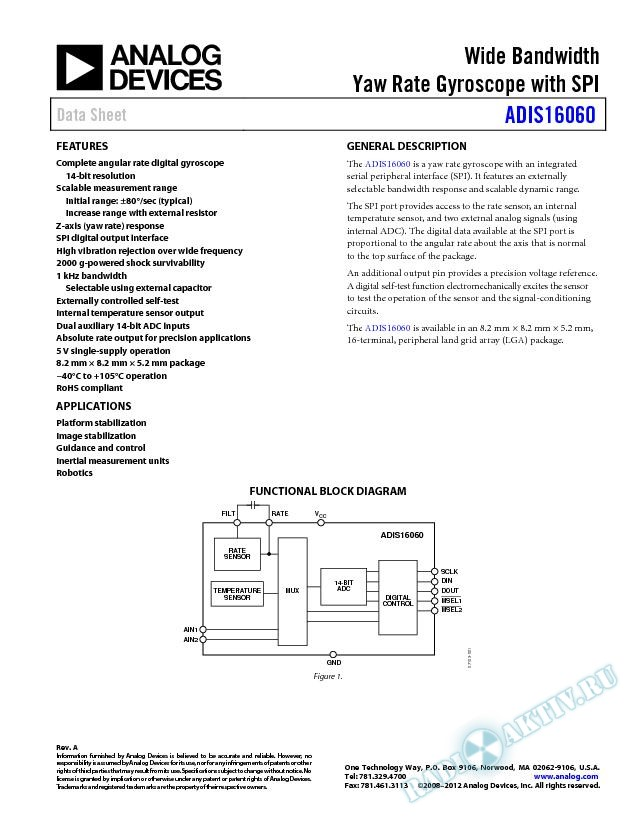 ADIS16060