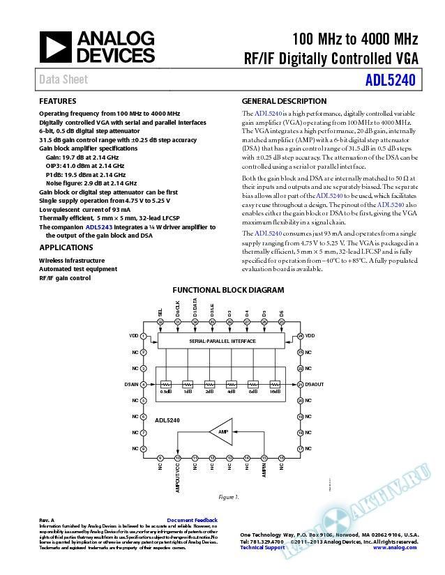ADL5240