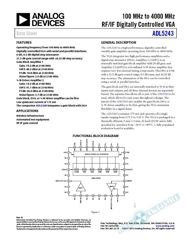 ADL5243