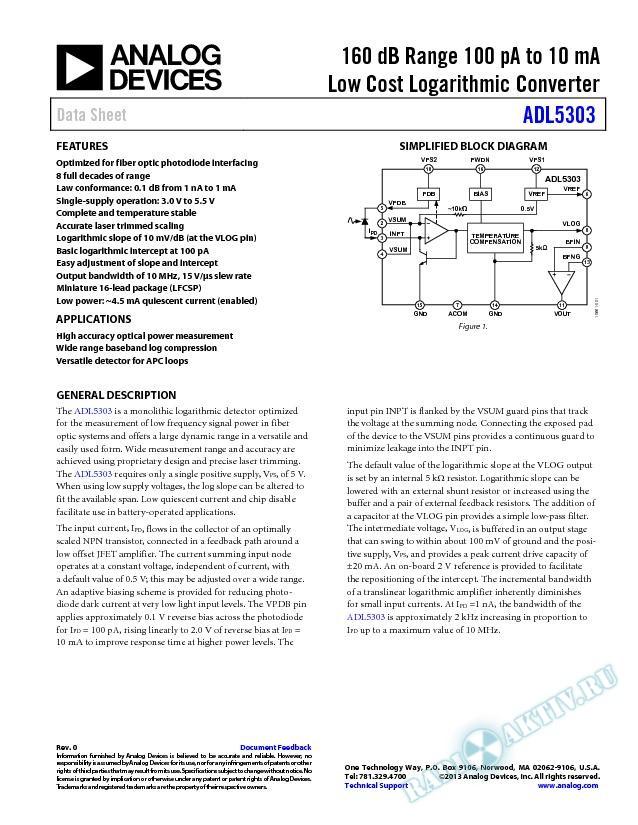 ADL5303
