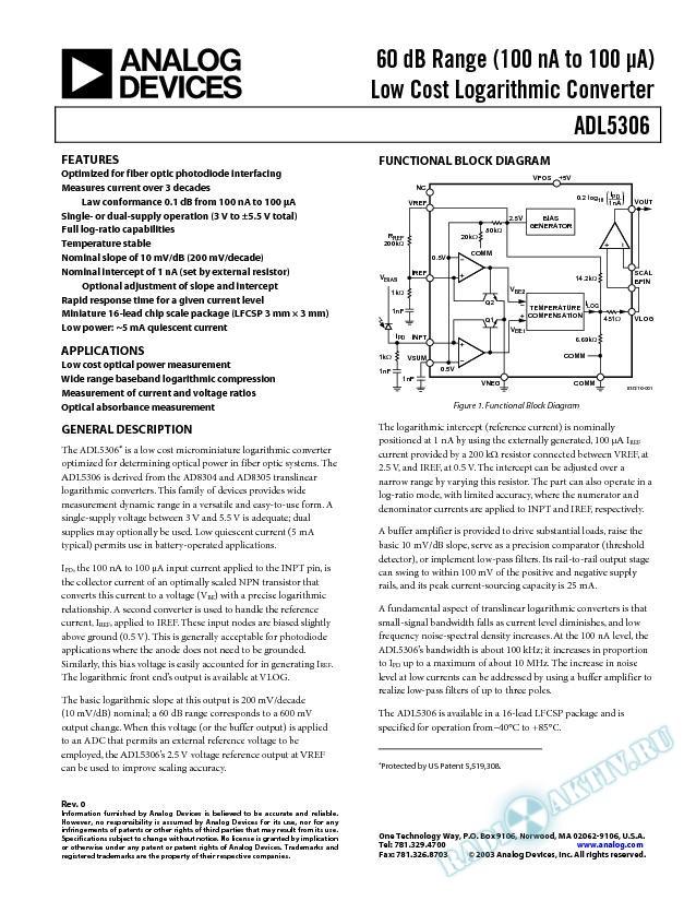 ADL5306