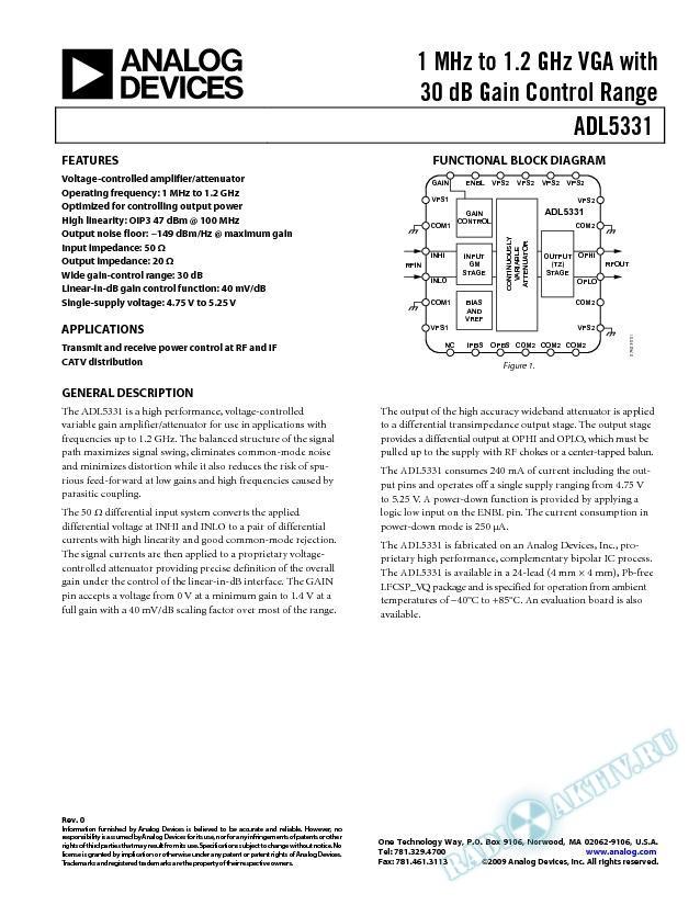 ADL5331