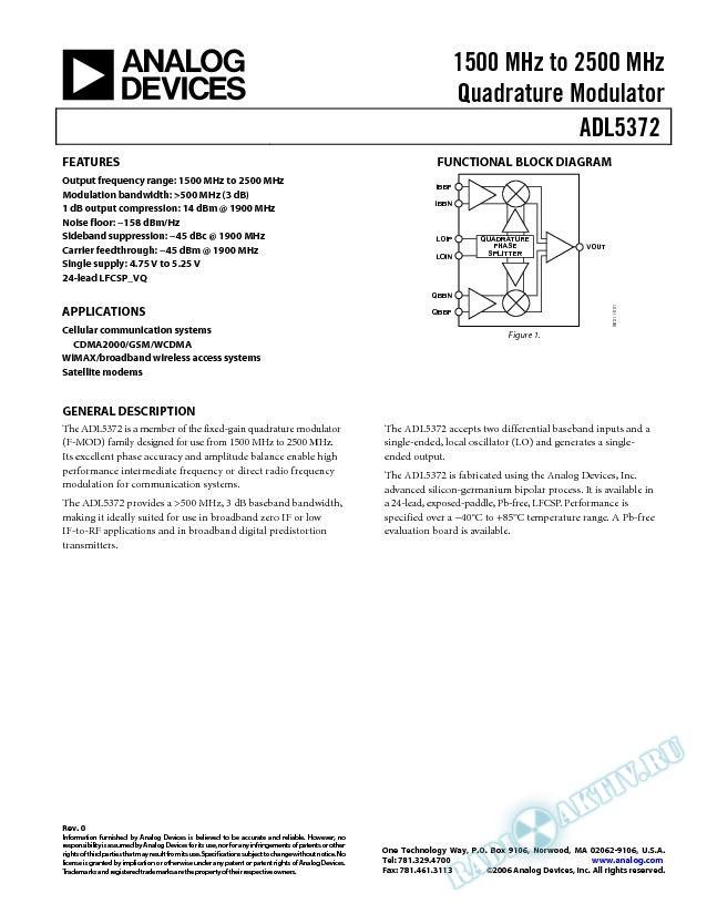 ADL5372