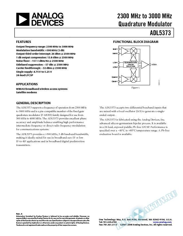 ADL5373