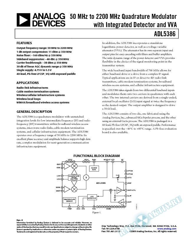 ADL5386