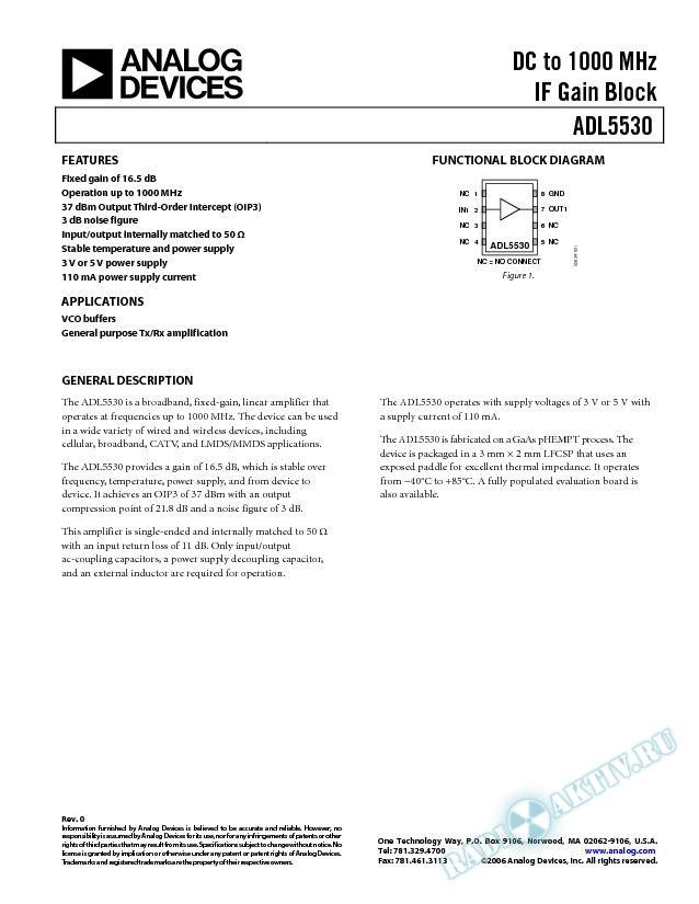 ADL5530