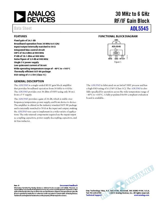 ADL5545